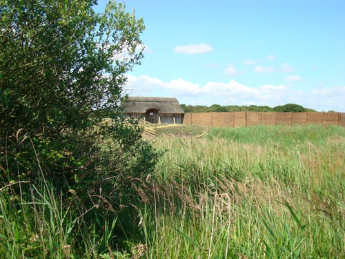 View of Hickling Broad - Grassy Land