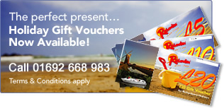 Richardsons Gift Vouchers