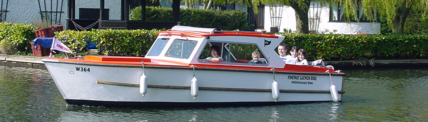 fineway norfolk broads day boat hire