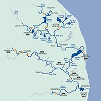 Broads tourism information