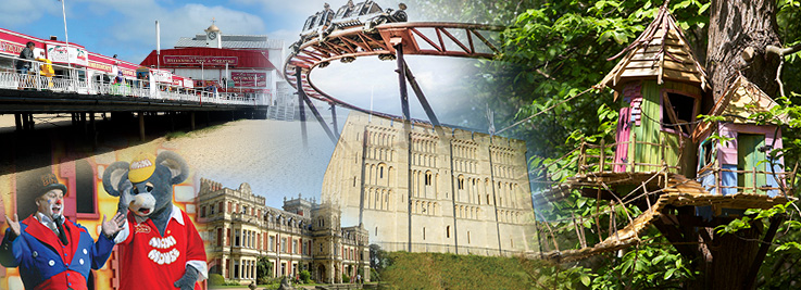 Local Attractions in Norfolk