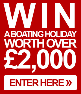 Win A Boating Holiday Worth over £2,000