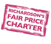 Richardson's Fair Price Charter