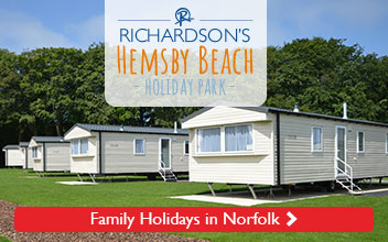 Richardson's Family Hemsby Beach Holiday Park - Family Self Catering Holidays on the Norfolk Coast