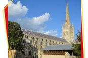 Visiting Norwich on your Norfolk Broads Boating Holiday