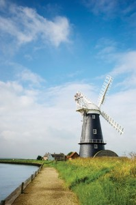 black windmill norfolk broads