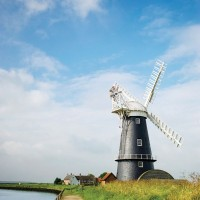 Windmills of the Norfolk Broads
