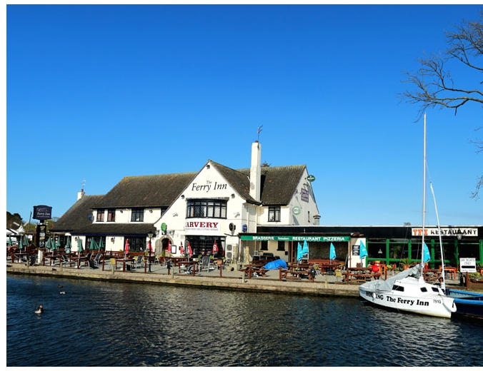 Top Restaurants In Norfolk Broads