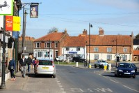 The broadland village of Acle midway between Norwich and Great Yarmouth. March 2014. Picture: James Bass