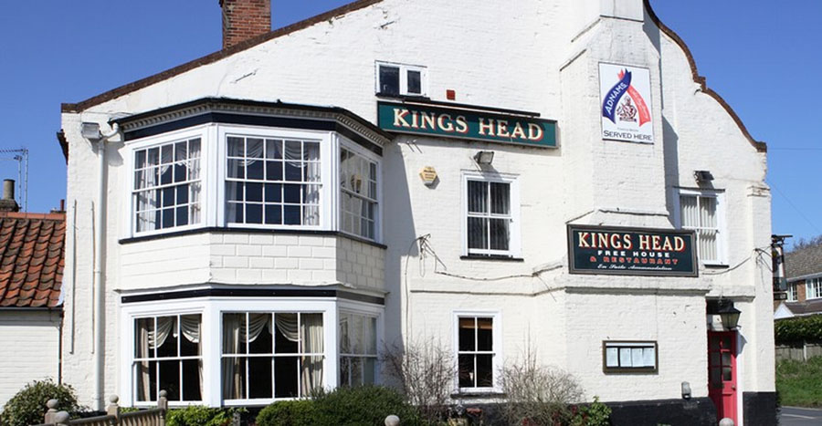 Eating Out in Coltishall - Kings Head