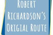 Robert Richardson's Original Broads Boating Route