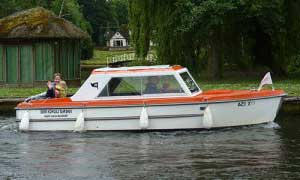 6 (+2) Seater Day Boat