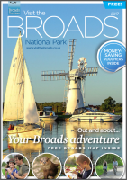 The Handy Visit the Broads National Park 2017 Guide, Available Now!
