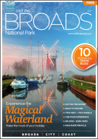 Visit the Broads National Park 2017 Magazine