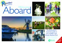 Richardson's Welcome Aboard guide 2017, available now!