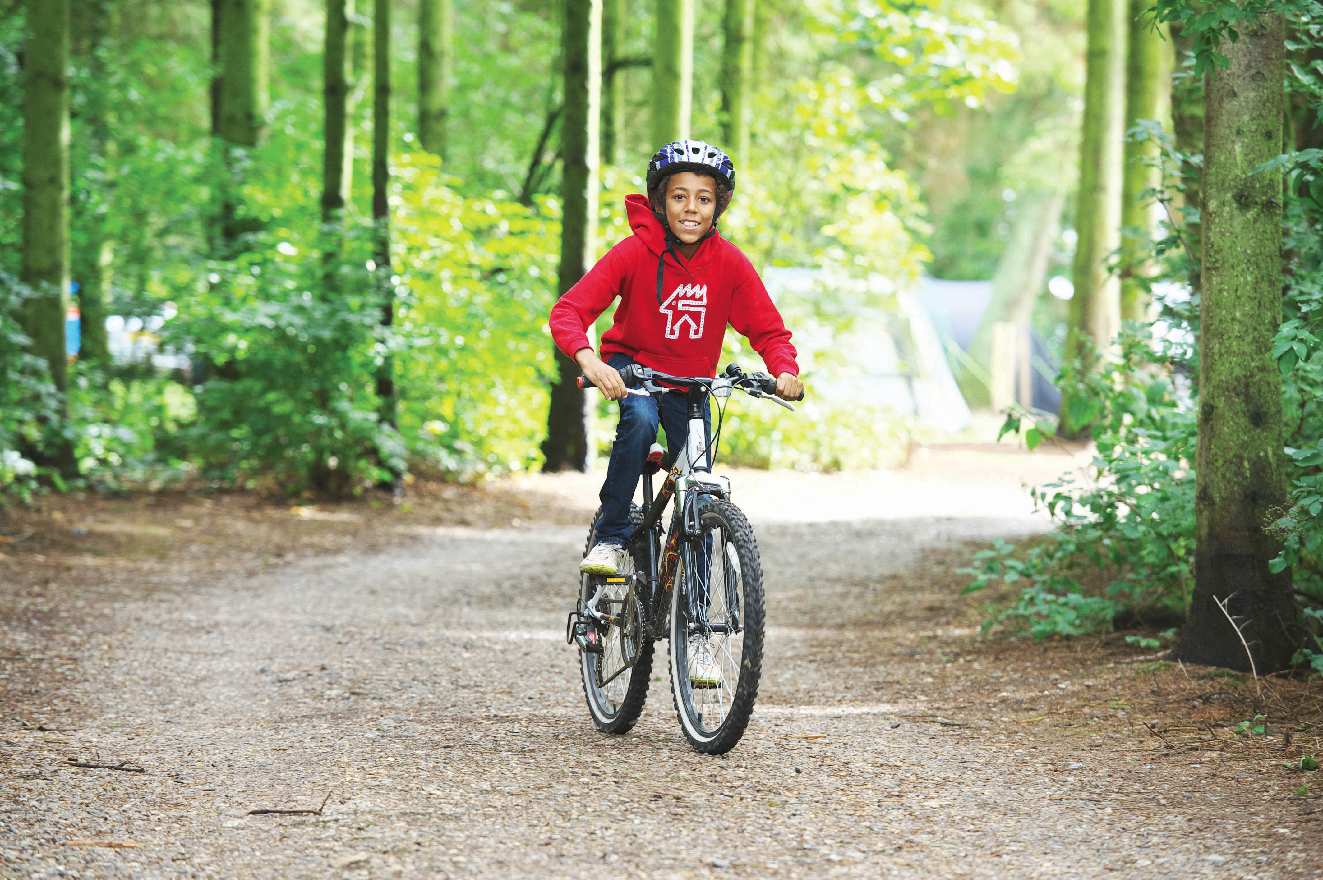 Cycling in Norfolk is a fun and healthy activity that all of the family can get involved with.