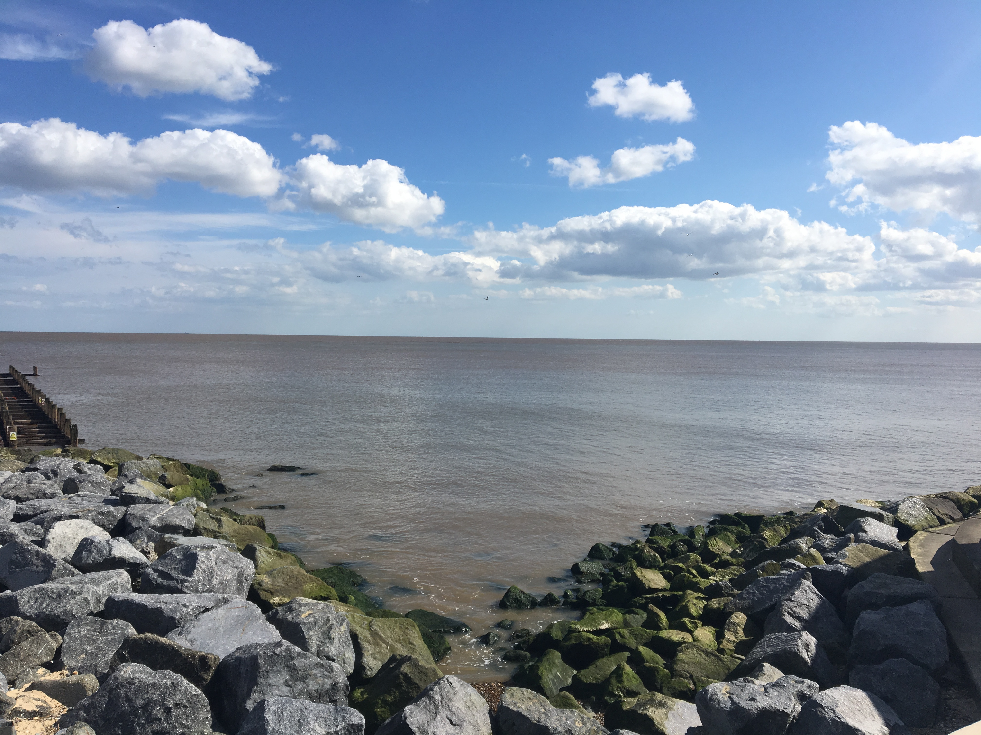 Visiting the seaside provides the perfect excuse to go shopping in Lowestoft.