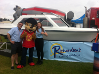 Richardson's Head to the Norfolk Show!