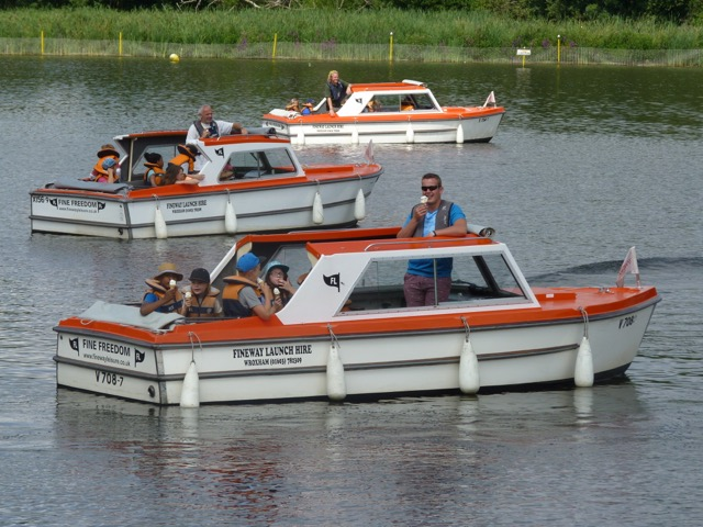 Dog Friendly Day Boat Hire Norfolk Broads