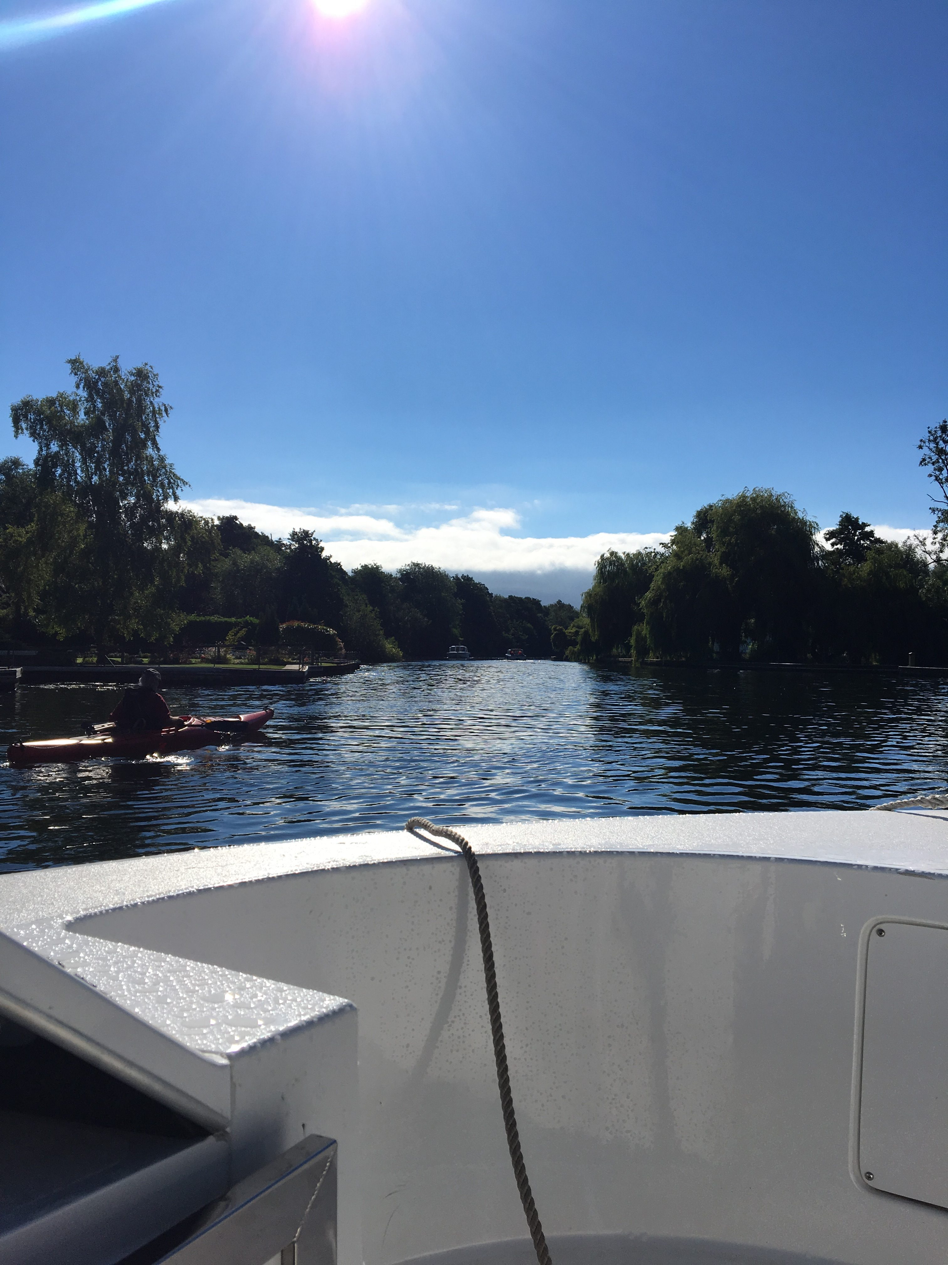 Norfolk Broads Day Boat Hire Richardson S Day Boat Hire