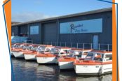 Norfolk Broads Day Boat Hire – Richardson's Day Boat Hire in Wroxham