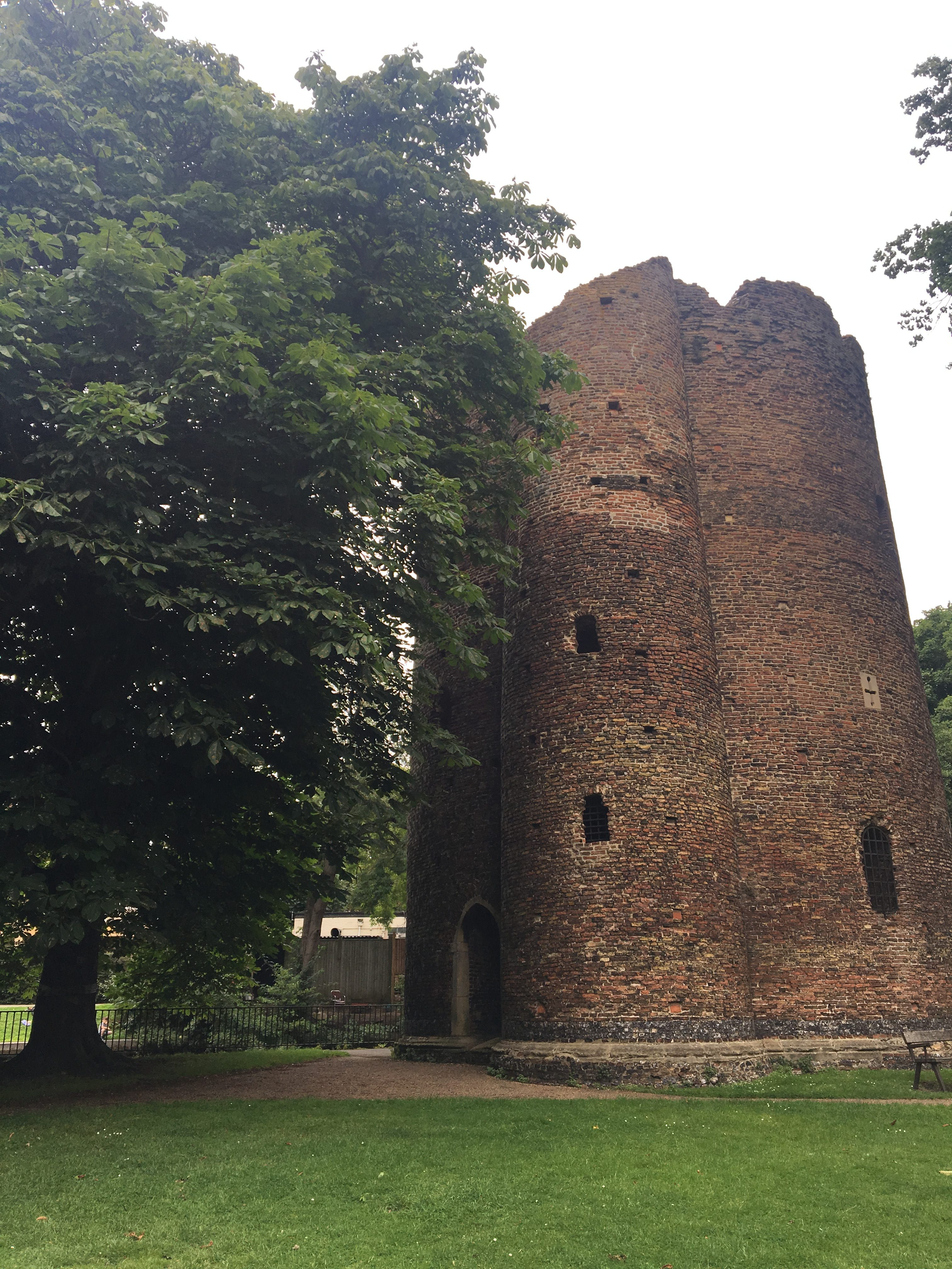 Leisure in Norwich: Cow Tower