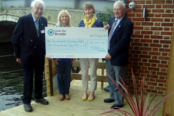 Love the Broads Presents Grants to Local Organisations to Help 'Keep the Broads Special'