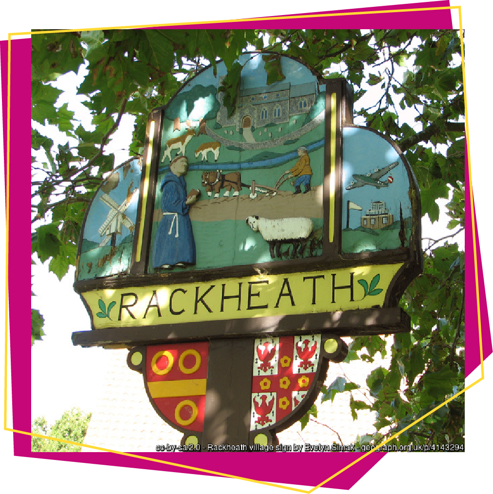 Eating Out in Rackheath