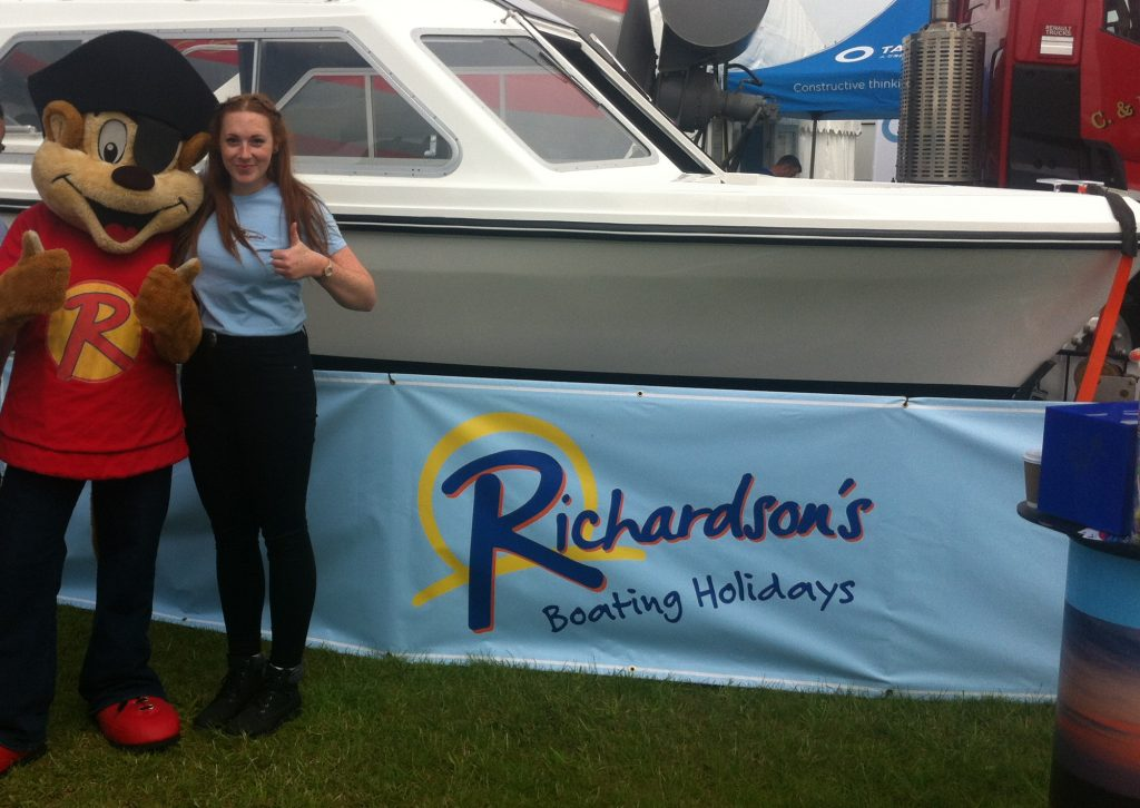 Richardson's Prepare to Attend the Annual Royal Norfolk Show!
