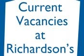 Careers at Richardson's