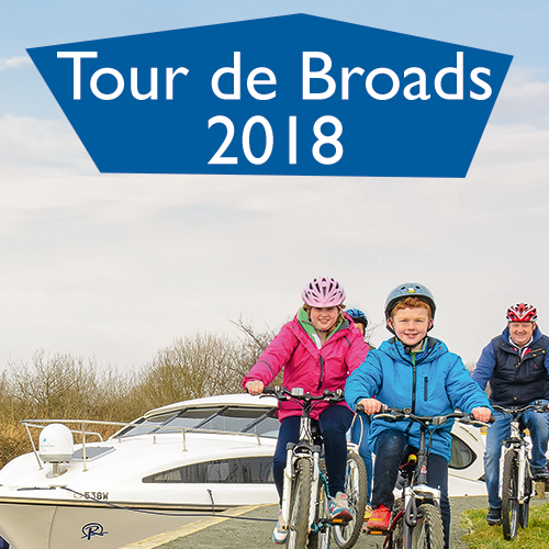 Tour de Broads Summer 2018 gears up for a 'wheelie' good time!