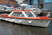 6 Seater Day Boat