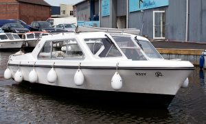 12 Seater Day Boat