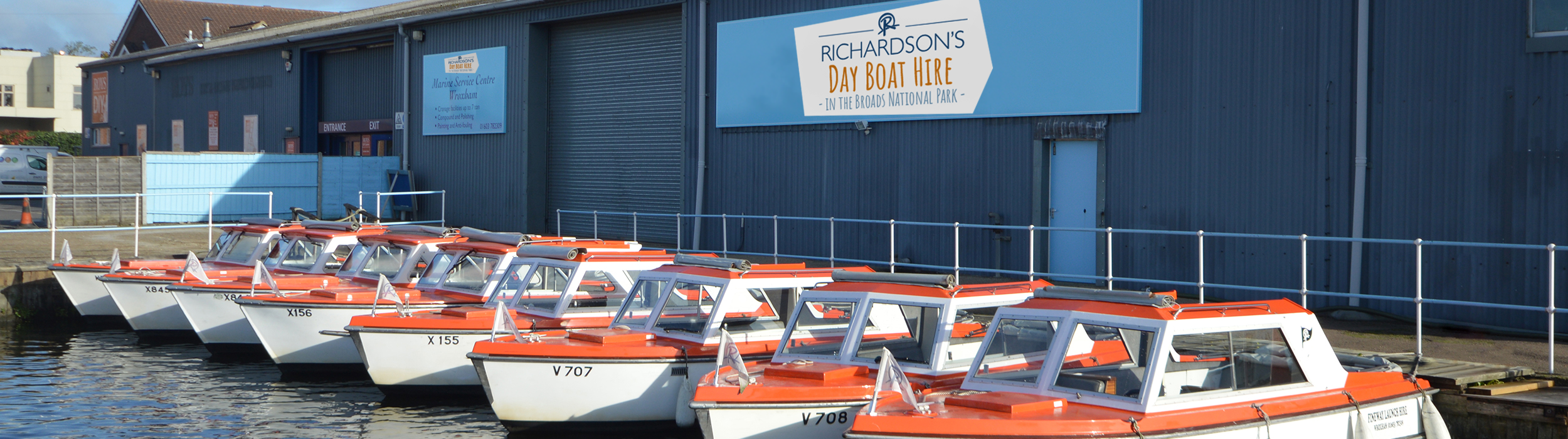 Fishing Boats for Hire