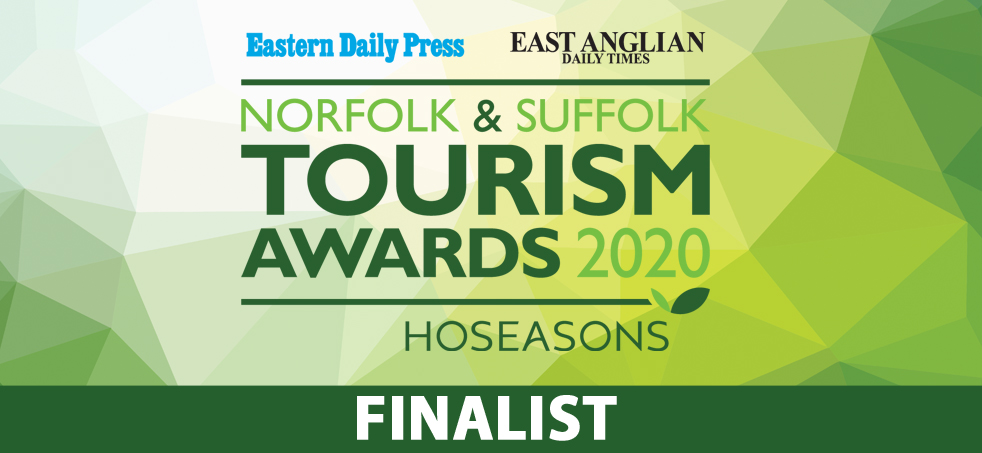 Richardson's finalists in 3 categories at Norfolk and Suffolk Tourism Awards 2020